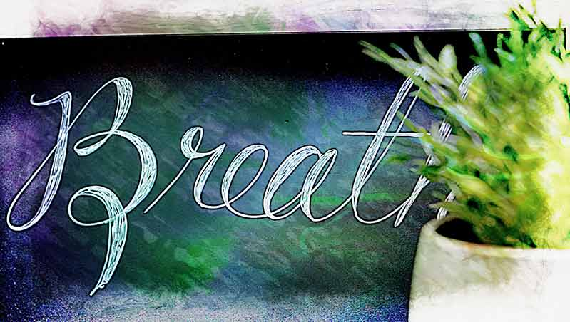 Breathe - Private Matters Psychotherapy